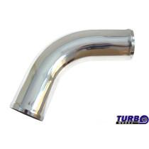 Aluminium cső 67 fok 70mm 30cm